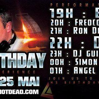 Simon Vodk - Dj HS Birthday 2013
