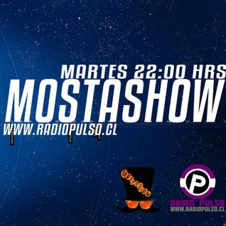 Agent Stereo @ Radio Pulso 'Mostashow' (Interview in spanish + dj set)