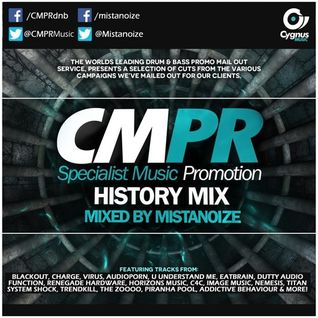 CMPR History Mix