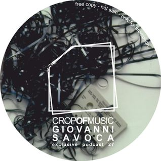 Crop of Music © podcast. 27 - GIOVANNI SAVOCA