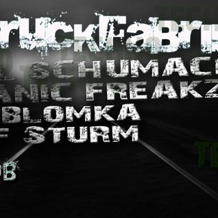 Mechanic Freakz @ Druckfabrik (Mikroport) 17.01.2014