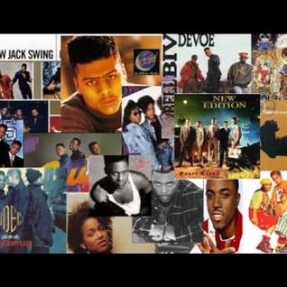 New Jack Swing Jamz Vol. 1 [Mixed by R$ $mooth]