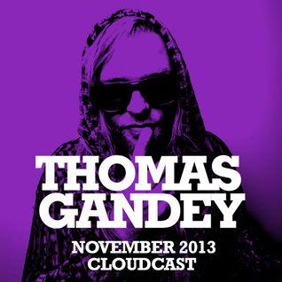 THOMAS GANDEY - NOVEMBER 2013 CLOUDCAST