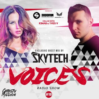 Voices #19 (EXCLUSIVE GUESTMIX - SKYTECH)
