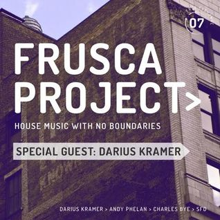 FRUSCA Project #7 with Special Guest Darius Kramer