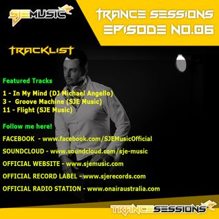 SJE Music Trance Sessions #6 (TS#6)