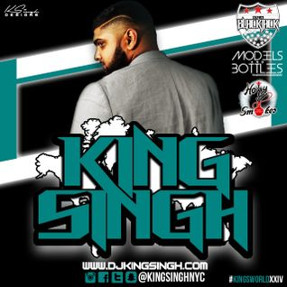 #24 - KING'S WORLD WITH KING SINGH (9.21.16)