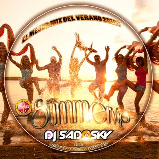 Mix Discoteca Summer Vip 2016 ! By Dj Sadosky