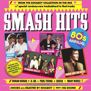 80's smash hits selected by soulboy