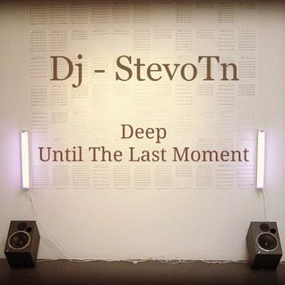 Dj StevoTn -Deep Until The Last Moment