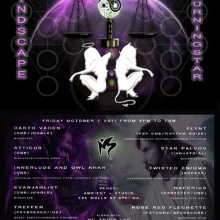 Flynt - Live DnB/Drumpsy set @ Duality_Atlanta, Ga 2012