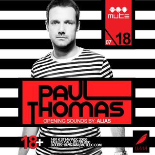 Paul Thomas Opening Set (7.18.13)