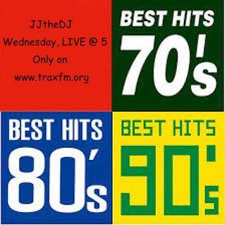 JJtheDJ LIVE @ 5 on www.traxfm.org and Rendell Radio 19-10-2016