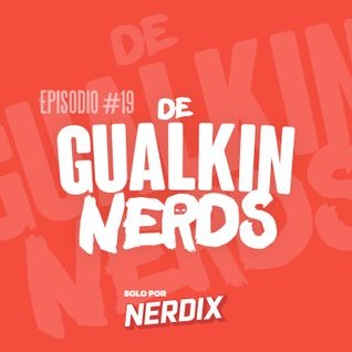 Degualkin Nerds #19 - Civil War / Playstation VR / Preacher / The Killing Joke / Indiana Jones 5