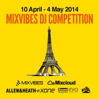Mixvibes 2014 DJ competition - Tshepi Schwarz