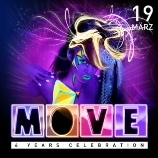 MOVE [19.03.2016] 6 Years Celebration @Tanzhaus West by InTakt