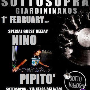 Nino Pipito' Lounge & Deep 01-02-2014 live @ SottoSopraDrink - Giardini Naxos ME