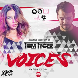 Voices 18 (EXCLUSIVE GUESTMIX - TOM TYGER)