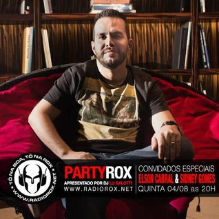 Sidney Gomes @ Party Rox 04-08-2016