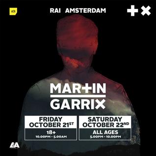 Martin Garrix @ RAI Amsterdam, Netherlands (ADE) 2016-10-21