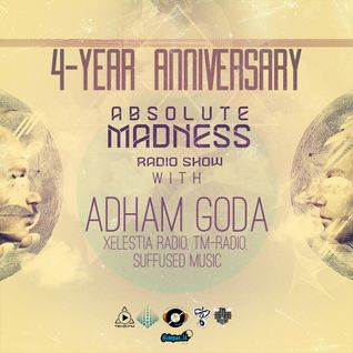 Adham Goda - Absolute Madness 4 Year Anniversary [21.7.2013]