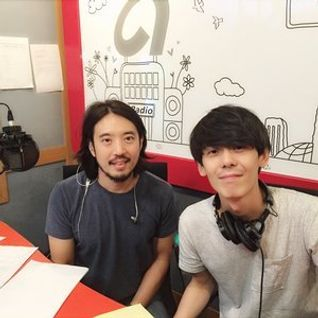 Sonic City 20150907 with DJ Ray Kang - (Music Hunter with Jeff from Black bag)