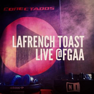 LAFRENCH TOAST · LIVE@FGAA