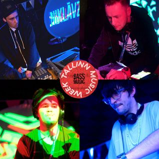 NIKLAVZ + BISWEED + FVLCRVM + RAUMSKAYA @ Tallinn Music Week 2016 BASS MUSIC SHOWCASE