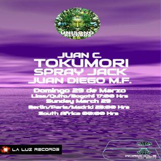 Juan C. Tokumori @ Wormhole 009