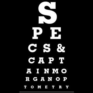 Specs & Captain Morgan - Optometry Vol 2