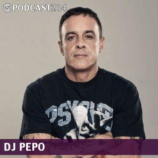 CS Podcast 214: Dj Pepo