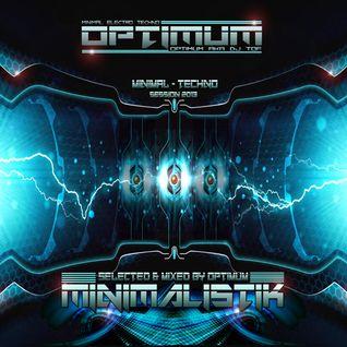MINIMALISTIK - DJ OPTIMUM