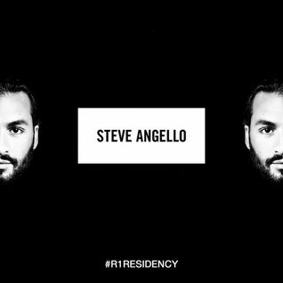 Steve Angello - BBC Radio 1 Residency (18.08.2016)