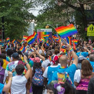 The SCOOP on NYC Pride 2016 with Michele Irimia, Development Director