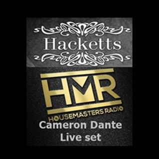 HOUSEMASTERS-RADIO/HACKETTS LIVE SHOW