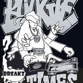 DJ Breakz - Break Pirates - Fresh Breaks & Basslines - 26th April 2015