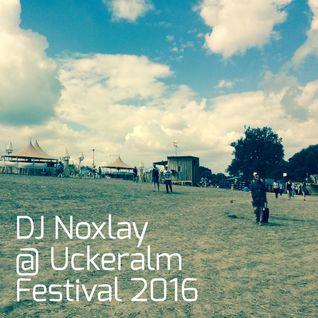 DJ Noxlay @ Uckeralm Festival 2016