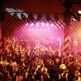 The Hacienda - Mike Pickering - 25.8.1989