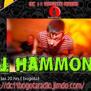 Dj Hammond @ DC11 Bogota Radio Show 26.07.2012
