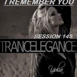Trance Elegance Session 145 - I Remember You