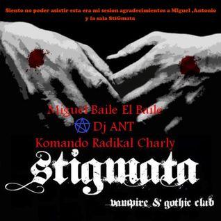 Charly 242 - Sesion Stigmata Semana Santa :)
