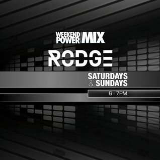 Rodge #59: Weekend Power Mix With Rodge - Mix FM - January 24, 2016