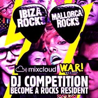 Rocks DJ Competition 2013