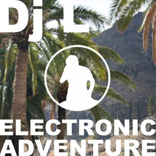 Elctronic Adventure With Dj L #08.2013