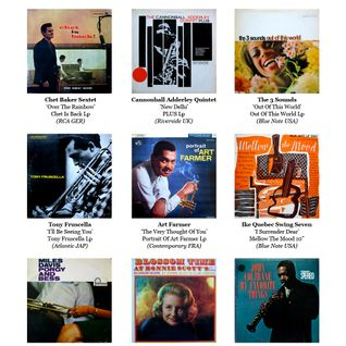 Jazz For A Sunday Morning (March 2013 list)