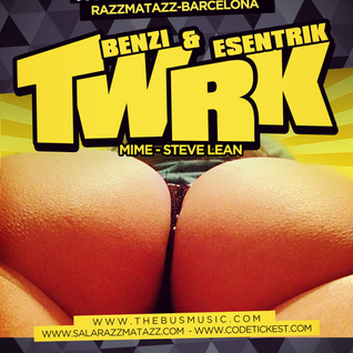 #Mixtape TWRK @ THE BUS MUSIC by MATHBEATS