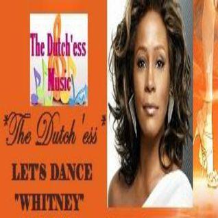 """Let's Dance """" Whitney """""""