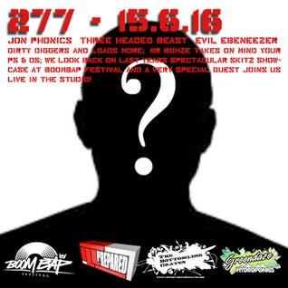 The Bottomless Crates Radio Show 277 - 15/6/16