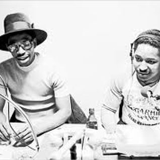 Mr Magic & Marley Marley on WBLS in 1987