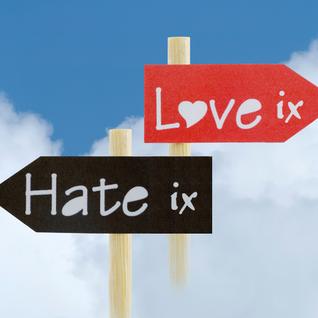 Love Hate Valentine Ride